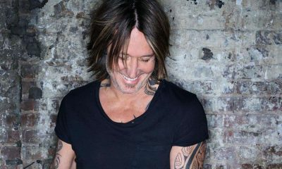 Keith Urban Graffiti U press shot
