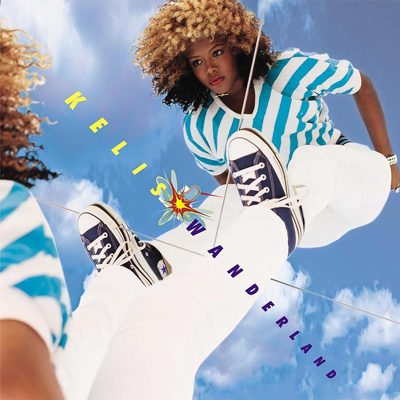 """'Wanderland': How Kelis' """"Lost"""" Album Discovered The Future Of Pop Music"""