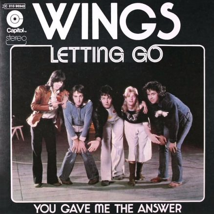 Letting Go - Wings