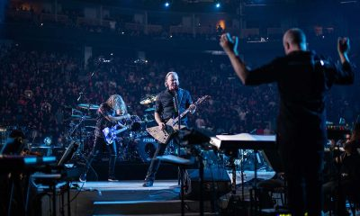 Metallica San Francisco Symphony Box Office Record