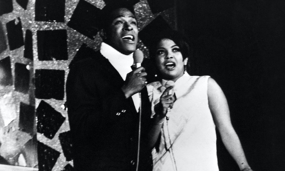 Marvin Gaye Tammi Terrell GettyImages 84889158