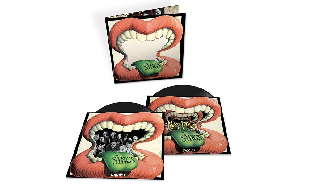 Monty Python Sings Again Vinyl Reissue