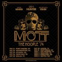 Ian Hunter's Tinnitus Forces Cancellation Of Mott The Hoople '74 US Tour
