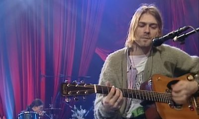 Nirvana Polly MTV Unplugged Rehearsal