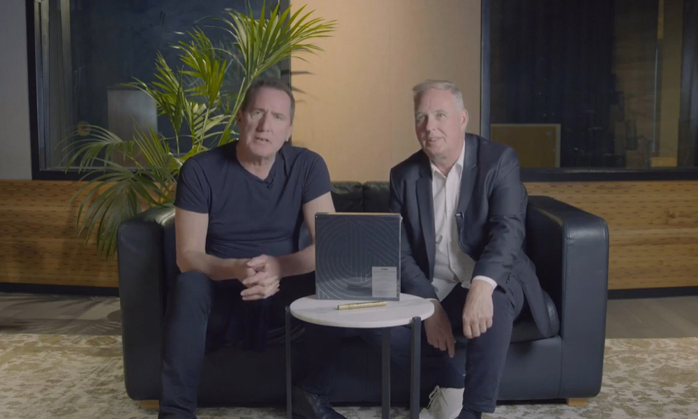 OMD Souvenir Unboxing Video