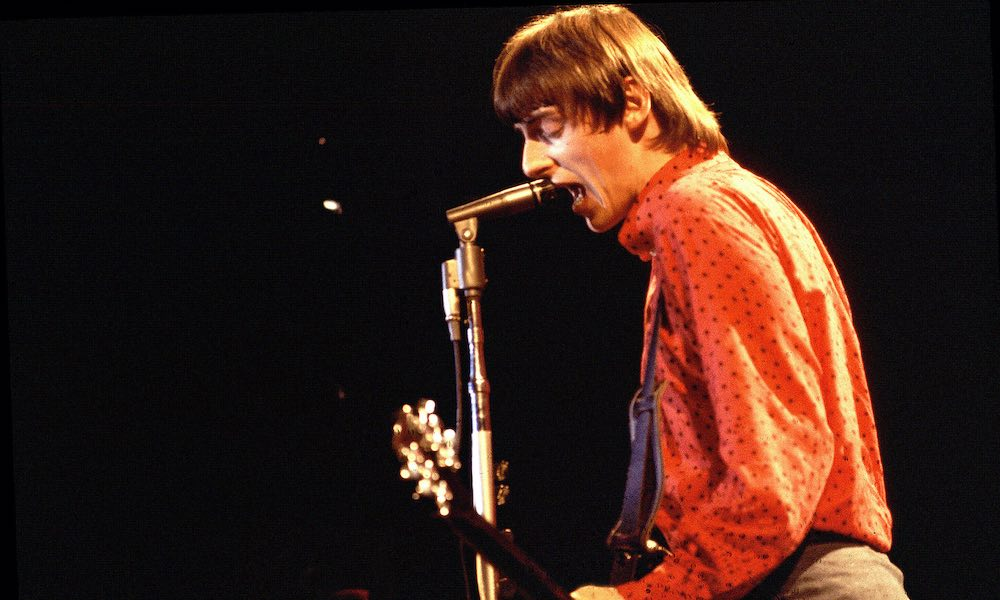 Paul Weller The Jam GettyImages 111592054