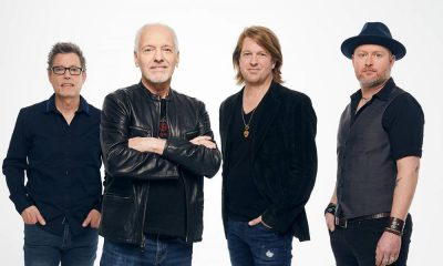 Peter Frampton Band 2019 press shot 01 UMG