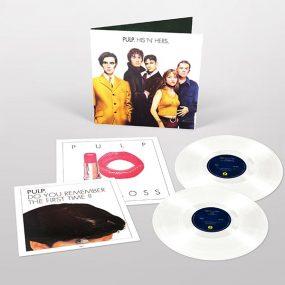Pulp His N Hers Vinyl Reissue