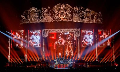 Queen Adam Lambert Show Must Go On UK Premiere