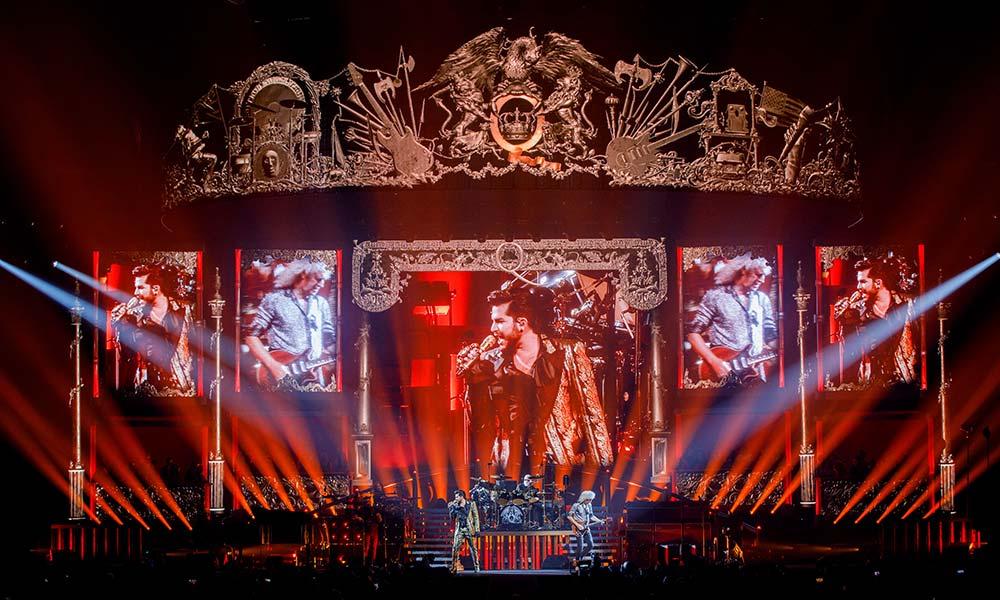 Queen Adam Lambert Show Must Go On UK Premiere