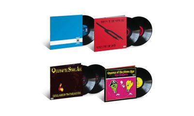 Queens Stone Age Vinyl Reissues