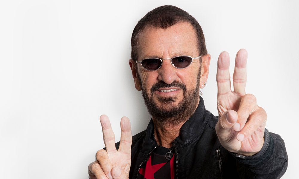 watch ringo starr 39 s new video for 39 what 39 s my name 39 title track. Black Bedroom Furniture Sets. Home Design Ideas