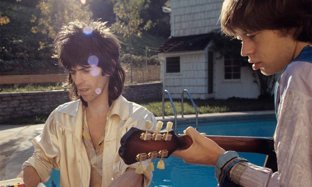 Rolling Stones Let It Bleed press shot CREDIT Ethan Russell
