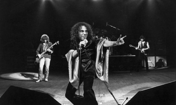 Ronnie James Dio - Devil Music