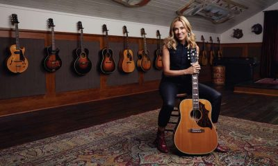 Sheryl Crow Gibson press approved