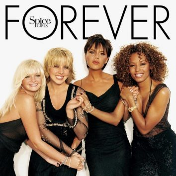 Spice Girls Forever album cover 820