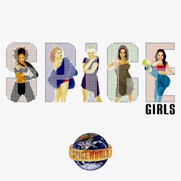 Spice Girls Spiceworld album cover 820