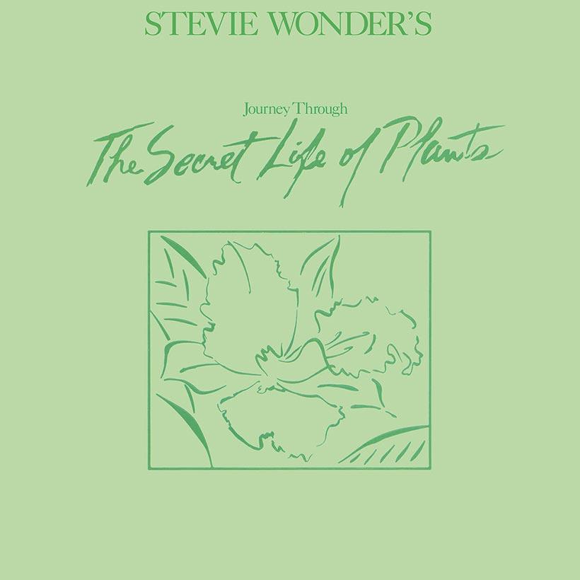 Stevie Wonder Secret Life Of Plants album cover 820