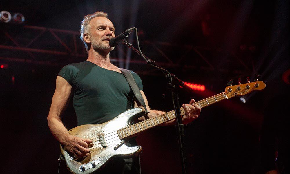 Sting My Songs Live Digital Album