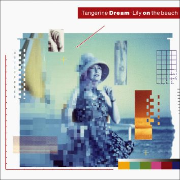 Tangerine Dream Lily On The Beach Album Cover