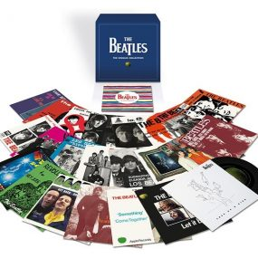 Beatles Singles Collection box set packshot