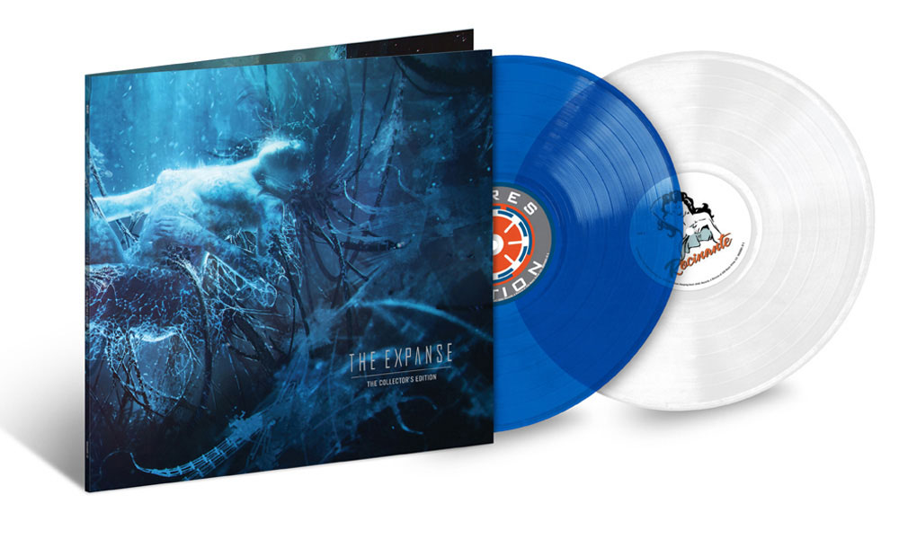 Deluxe Edition The Expanse Vinyl