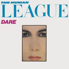 The Human League Dare album cover 820