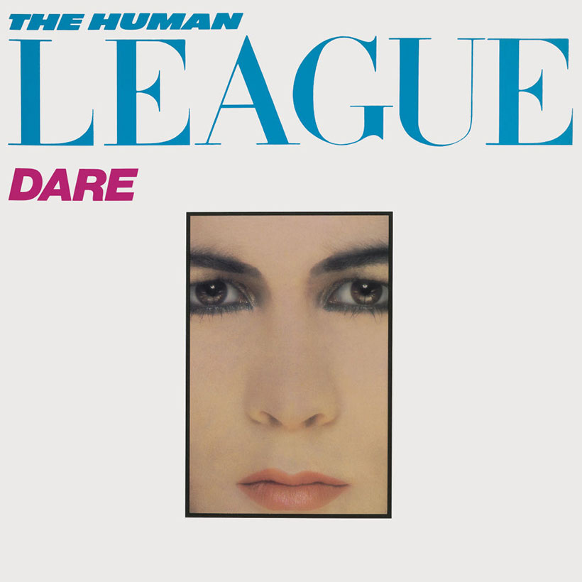 The Human League Dare album cover 820