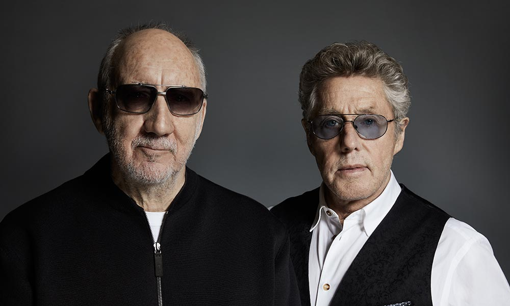 The Who 2019 press shot credit Rick Guest