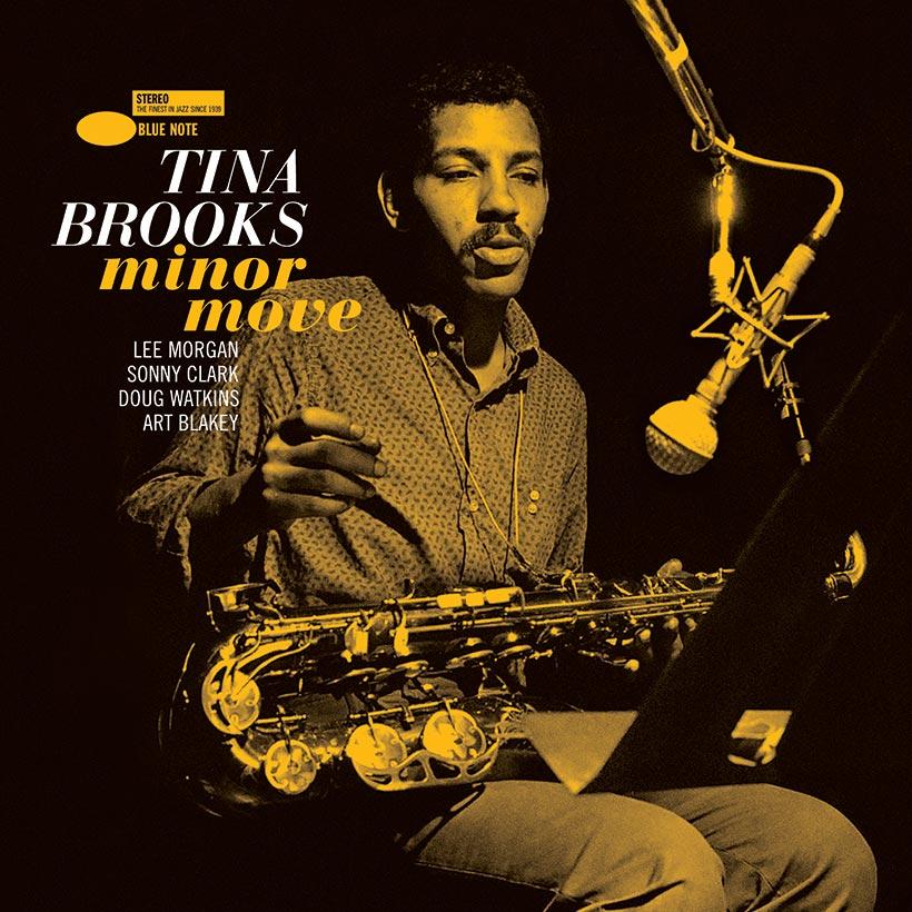 Tina Brooks Minor Move album cover 20