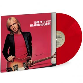 Tom Petty Heartbreakers Damn The Torpedoes red vinyl