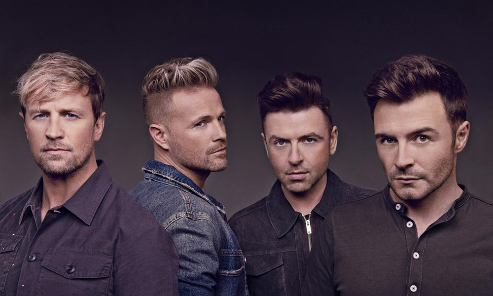 Westlife's Celebrated Croke Park Concert Set For DVD Release