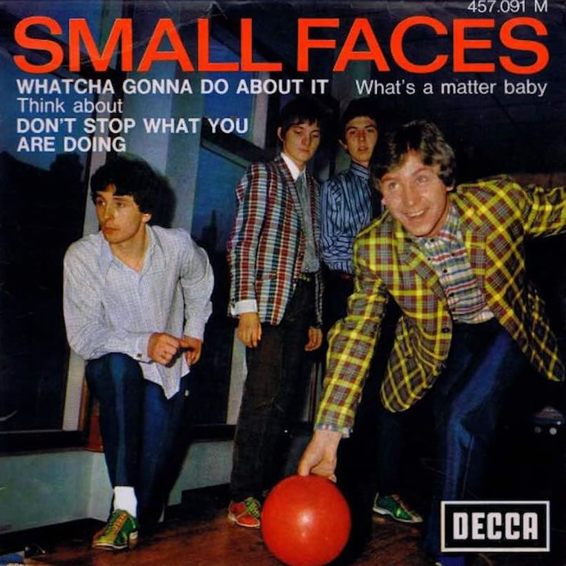 Small Faces artwork: UMG