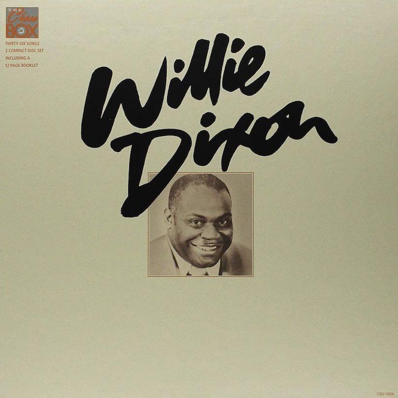 Willie Dixon artwork: UMG