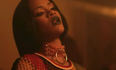 Rihanna Work Music Video