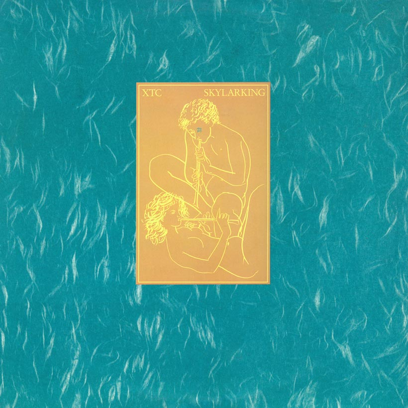 XTC Skylarking album cover 820
