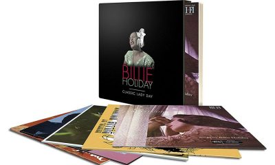 Billie Holiday Vinyl Box Set