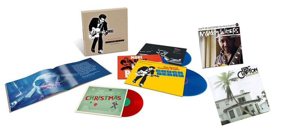 Win Our Blues Vinyl And CD Bundle!