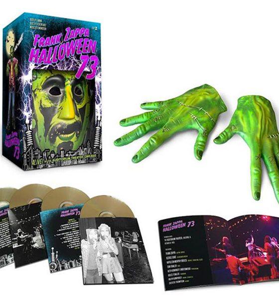 Frank Zappa - Halloween Giveaway
