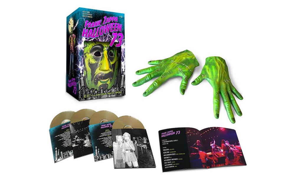 Win Frank Zappa's 'Halloween 73' Limited Edition Box