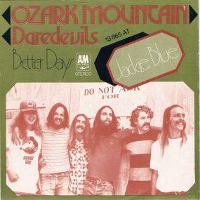 Ozark Mountain Daredevils Jackie Blue