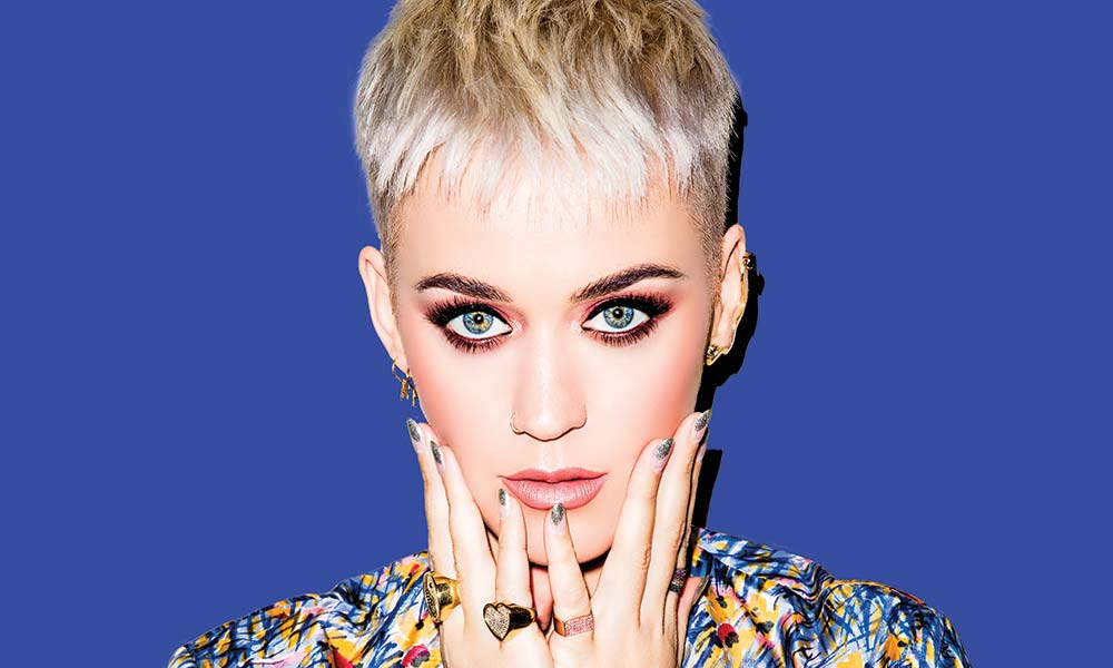 Katy Perry T20 Womens Cricket Final