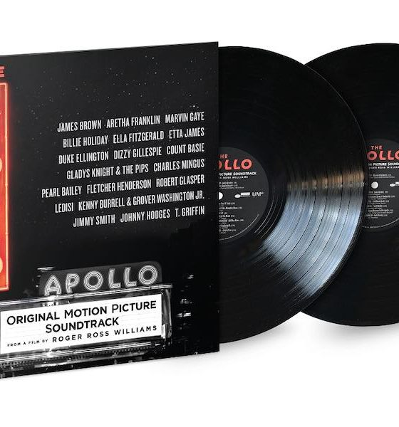 Apollo Soundtrack 2LP packshot