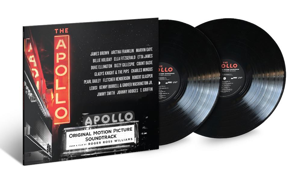 Digital Soundtrack Of HBO Documentary Film 'The Apollo' Out Now