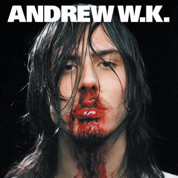 Andrew WK I Get Wet album cover-820