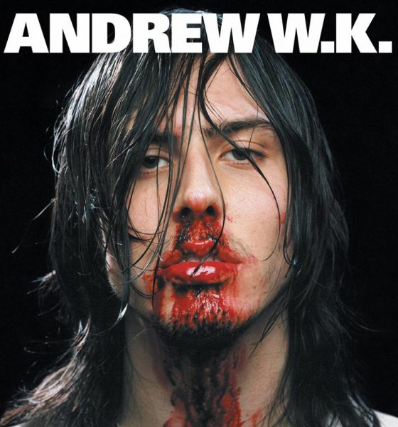 Andrew WK I Get Wet album cover-820