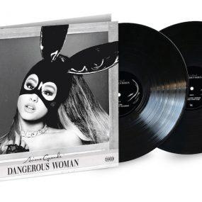 Ariana Grande Vinyl Reissues
