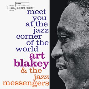 Art Blakey Meet You At The Jazz Corner Of The World Vol 1 album cover 820