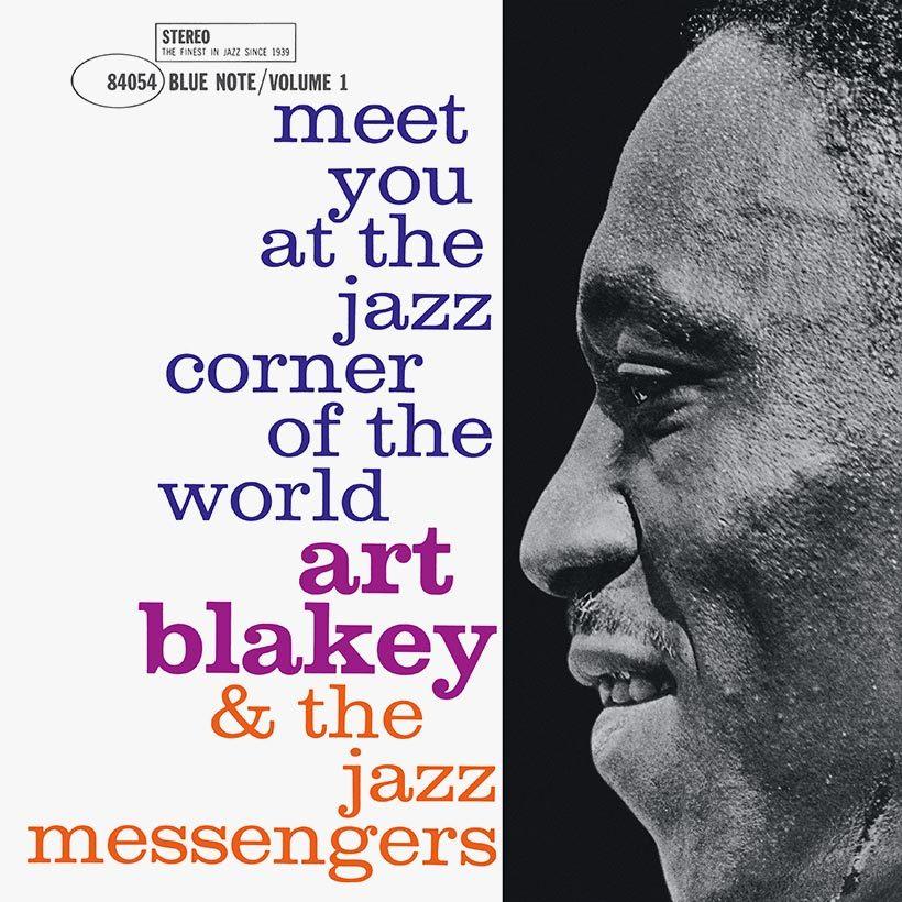 Art Blakey Meet You At The Jazz Corner Of The World Vol 1 album cover 820