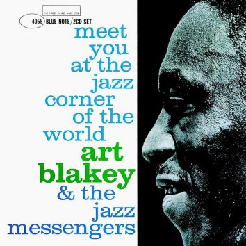 Art Blakey Meet You At The Jazz Corner Of The World album cover 820